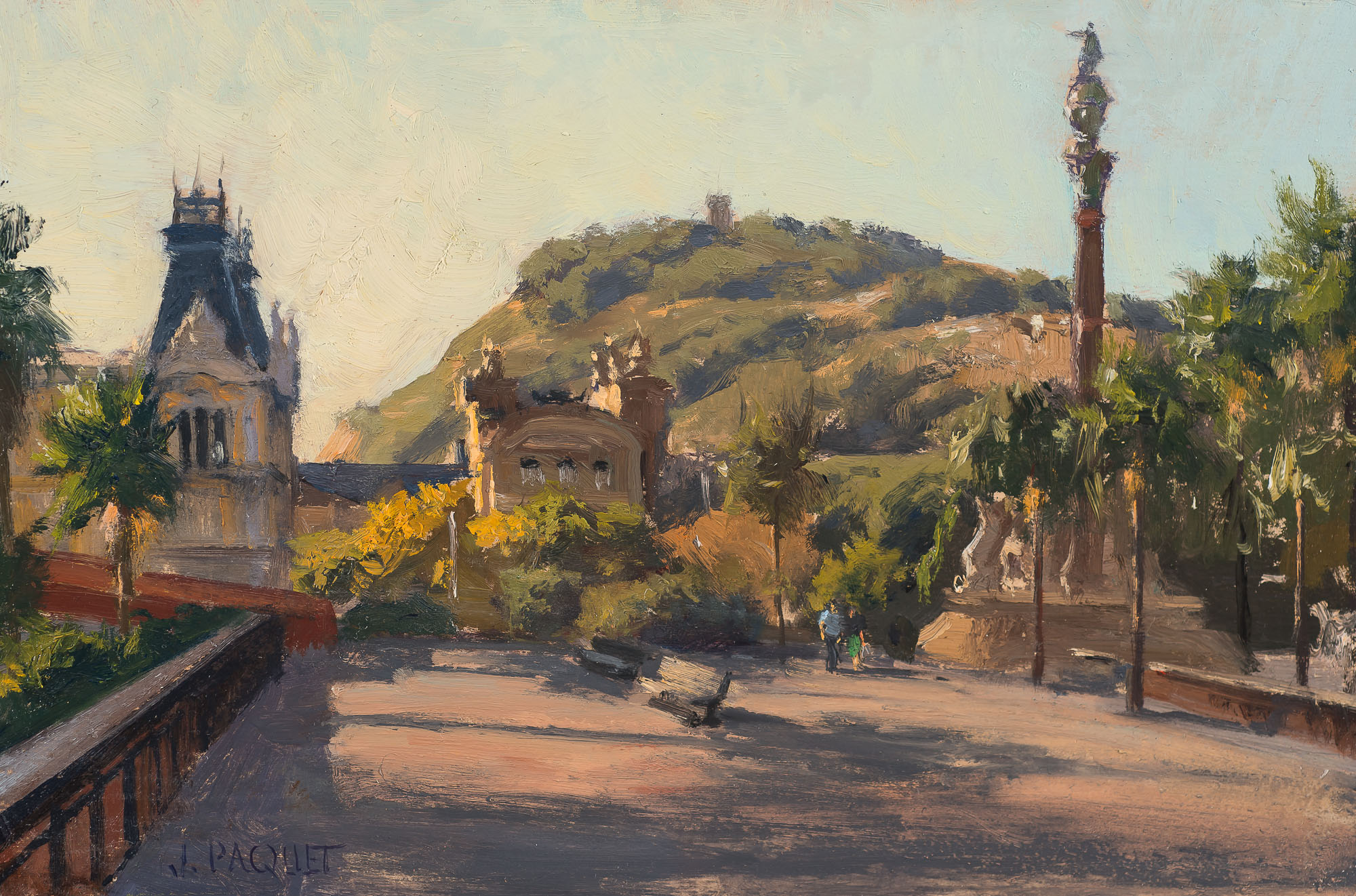 Early-Light-Barcelona-8x12