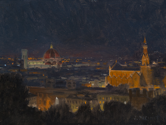 Florence-Nocturne-1-12x16